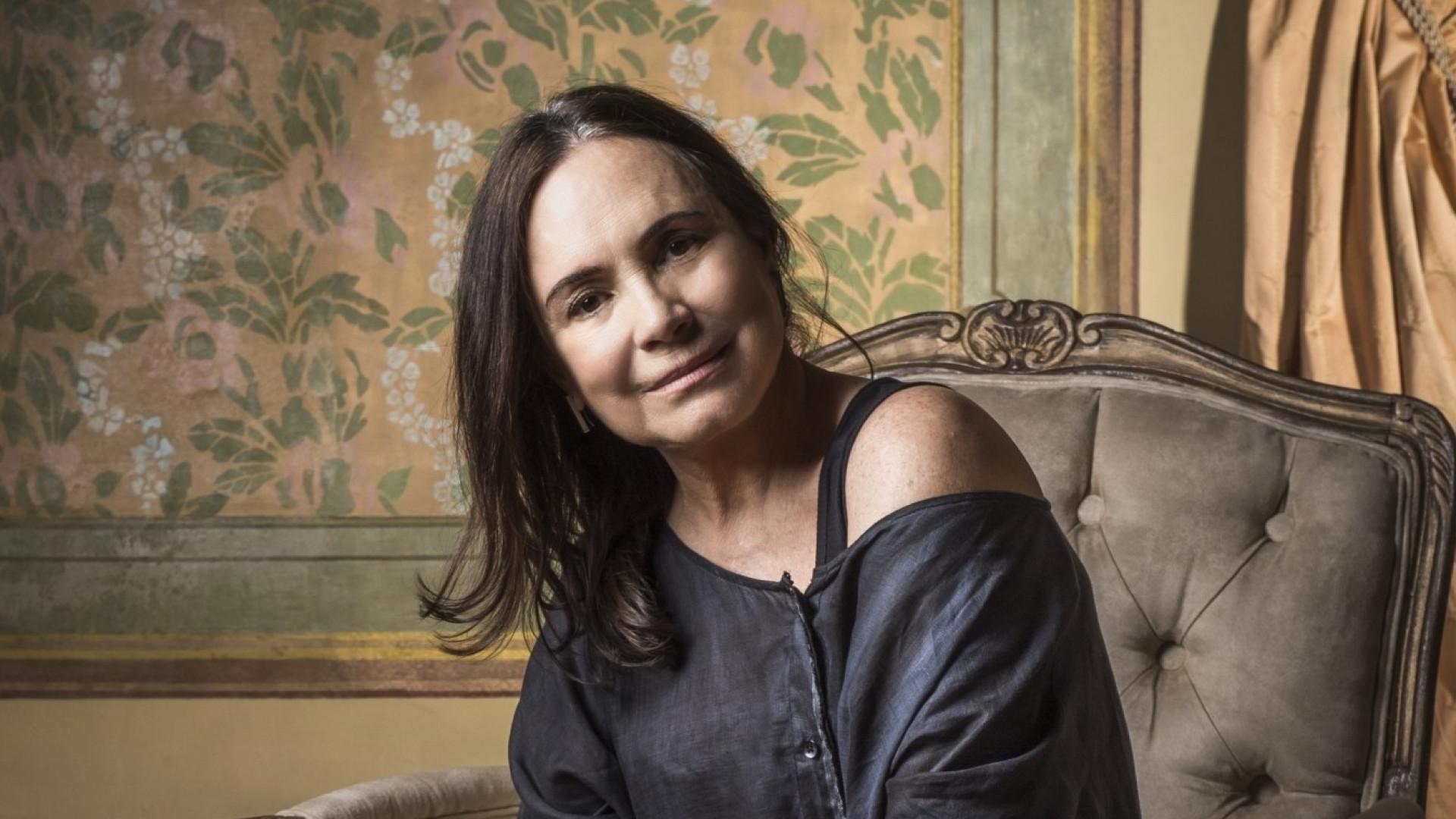 Regina Duarte diz que não defendeu ditadura em entrevista na TV