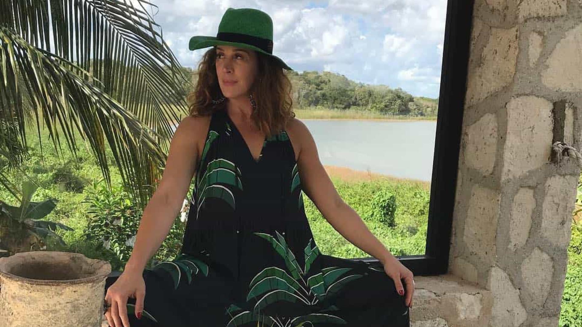 """Cláudia Raia sobre morte de babá: """"Disseram que foi por minha causa"""""""