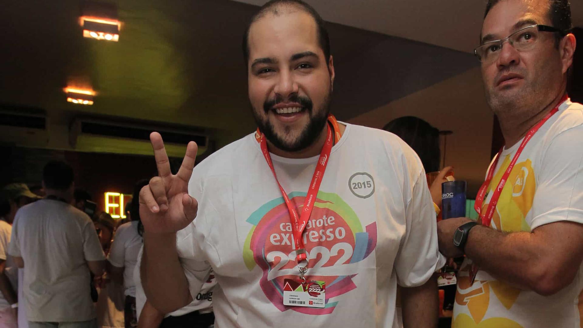Tiago Abravanel fala sobre a alegria em dublar Baldo em 'Nivis
