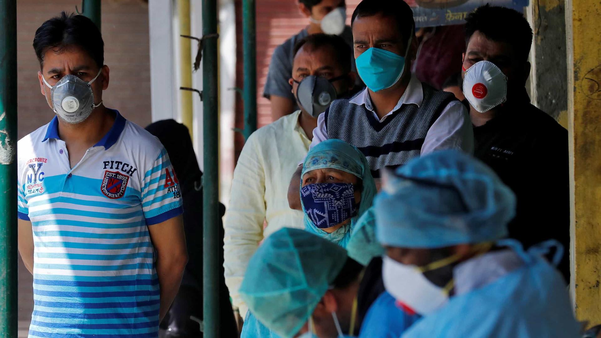Mais de 450 mil mortos e acima de 8,4 milhões de infecções no mundo