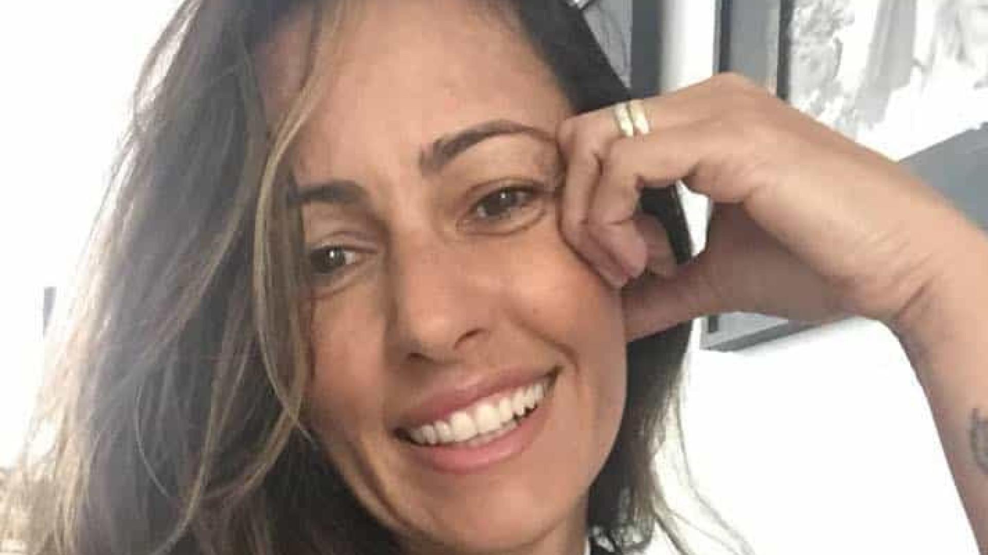 Assessor acusa Ana Paula do vôlei de homofobia e registra B.O