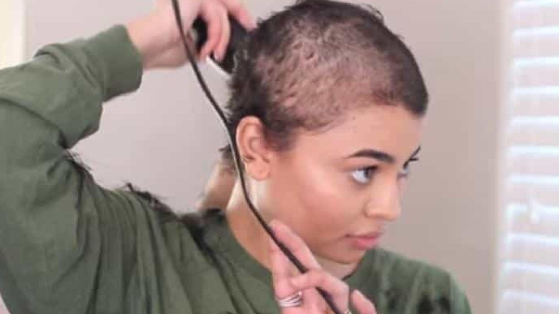 Em busca de liberdade e autoconhecimento, mulheres raspam o cabelo