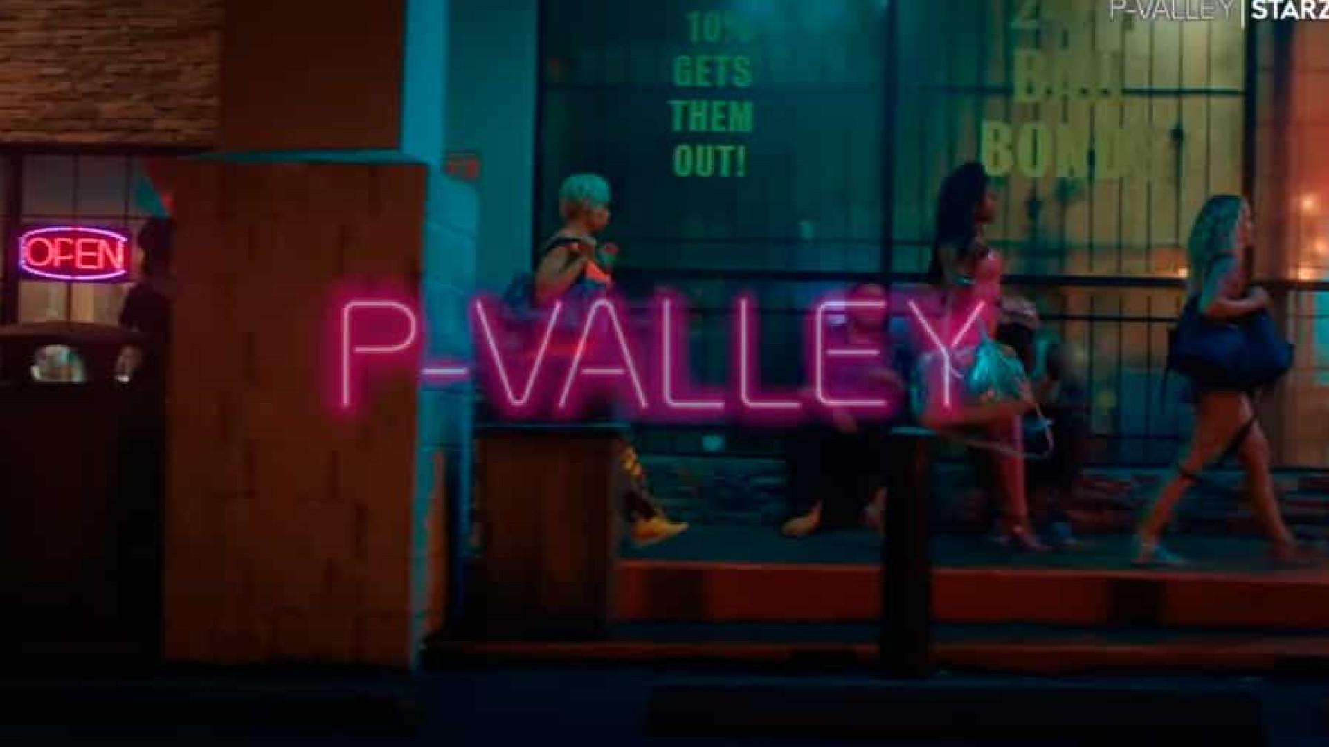 'P-Valley' seduz com liberdade sexual e shows incendiários