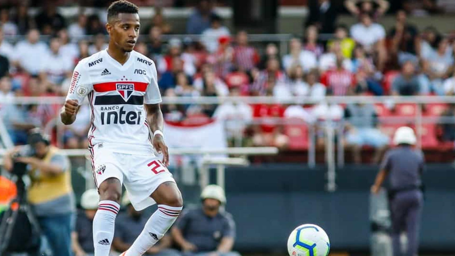 Tchê Tchê admite que São Paulo não estará em condição ideal