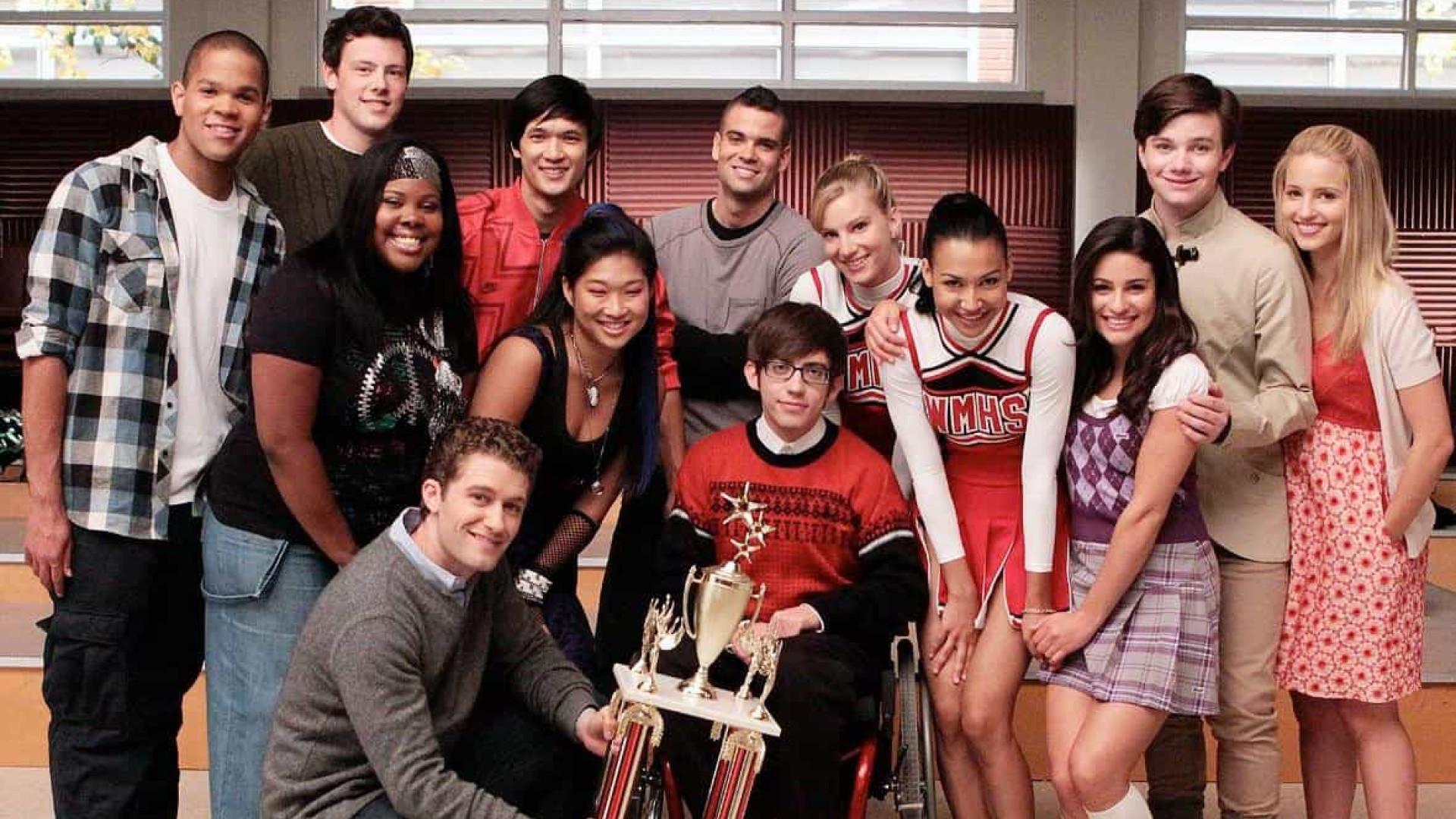 Elenco de 'Glee' lamenta morte de Naya Rivera: 'Deus te chamou'