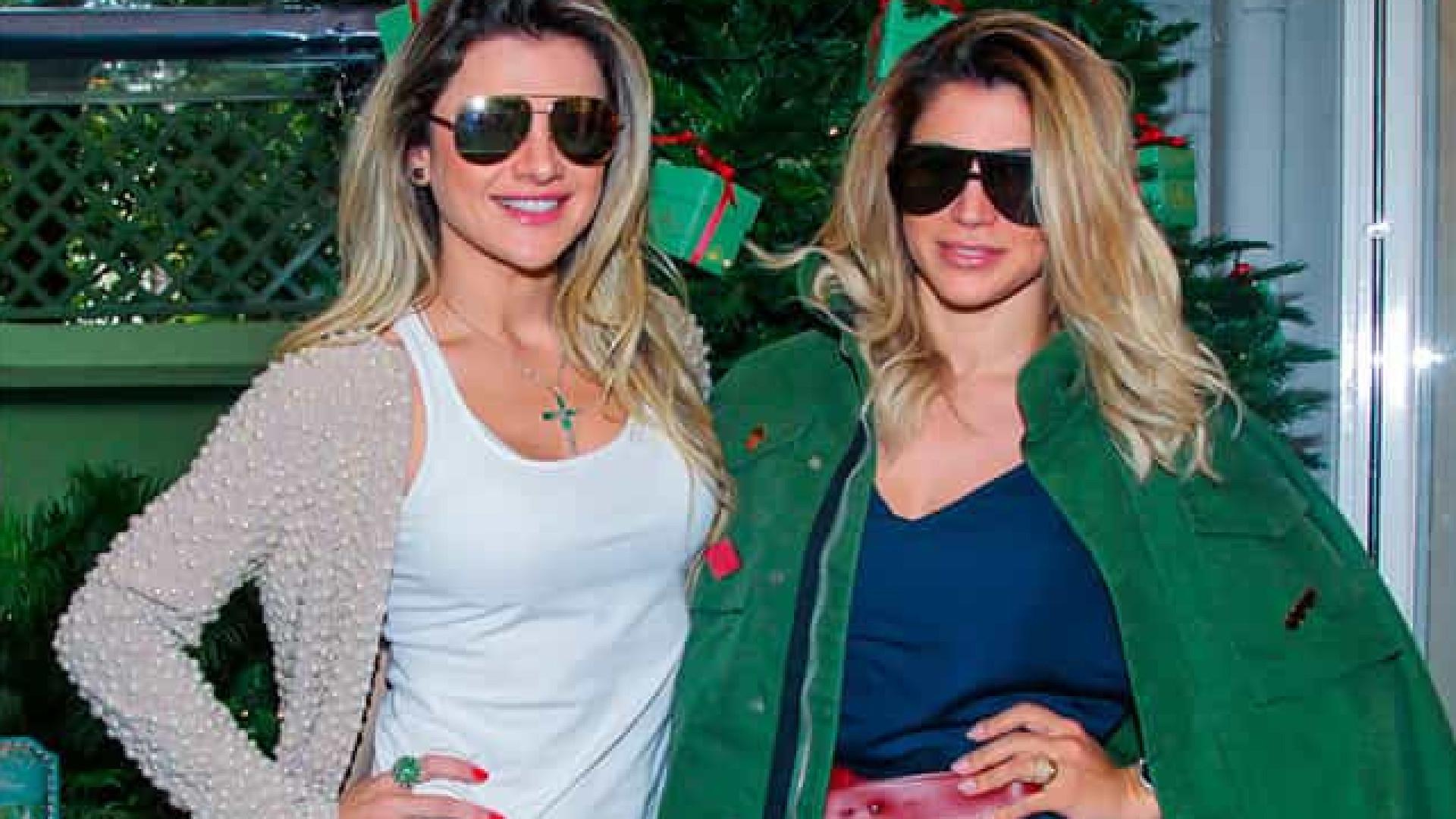Dani Souza fala sobre fim da amizade com Mirella Santos