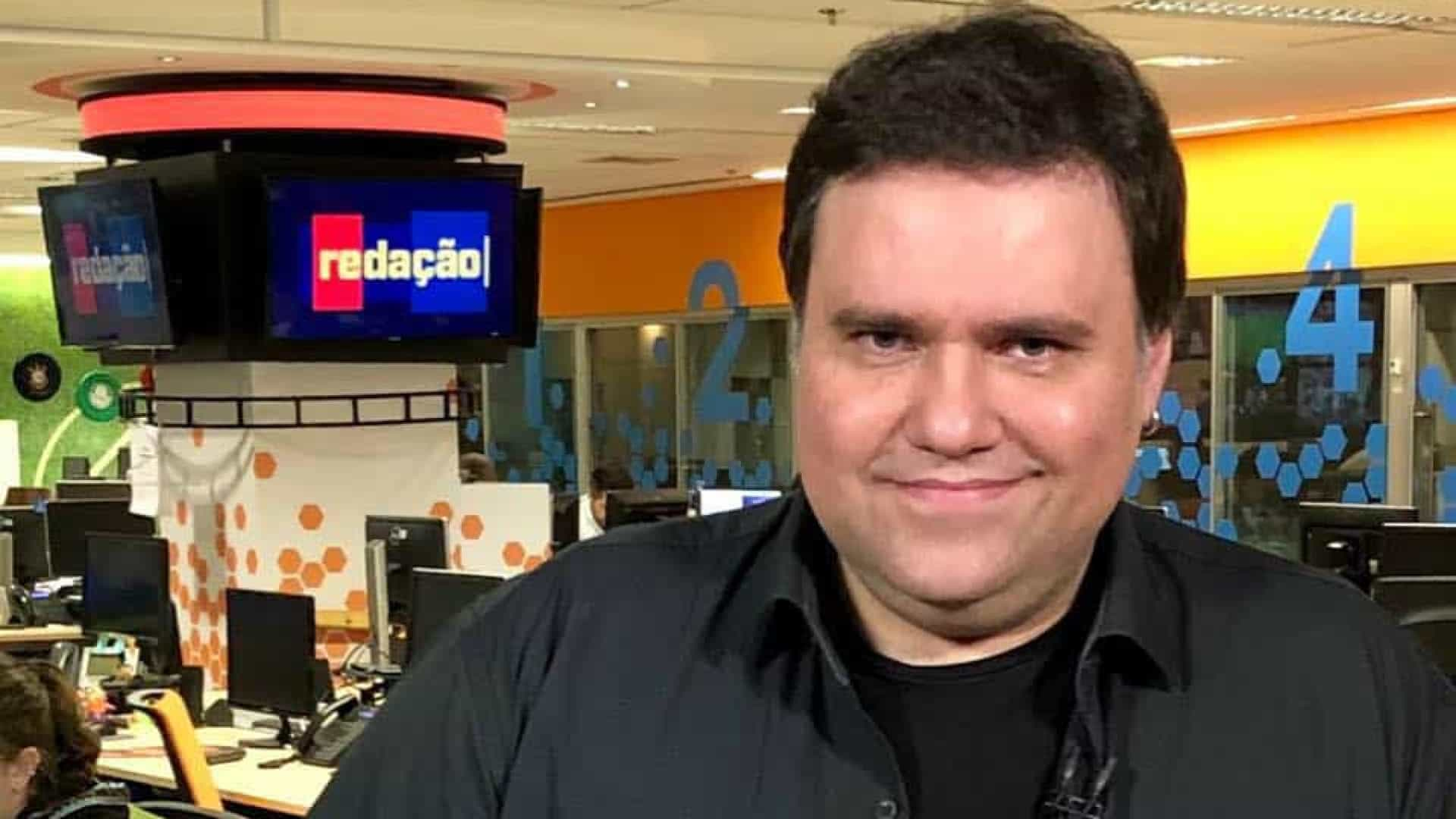 Apresentador Rodrigo Rodrigues do SporTV morre com covid-19 aos 45 anos