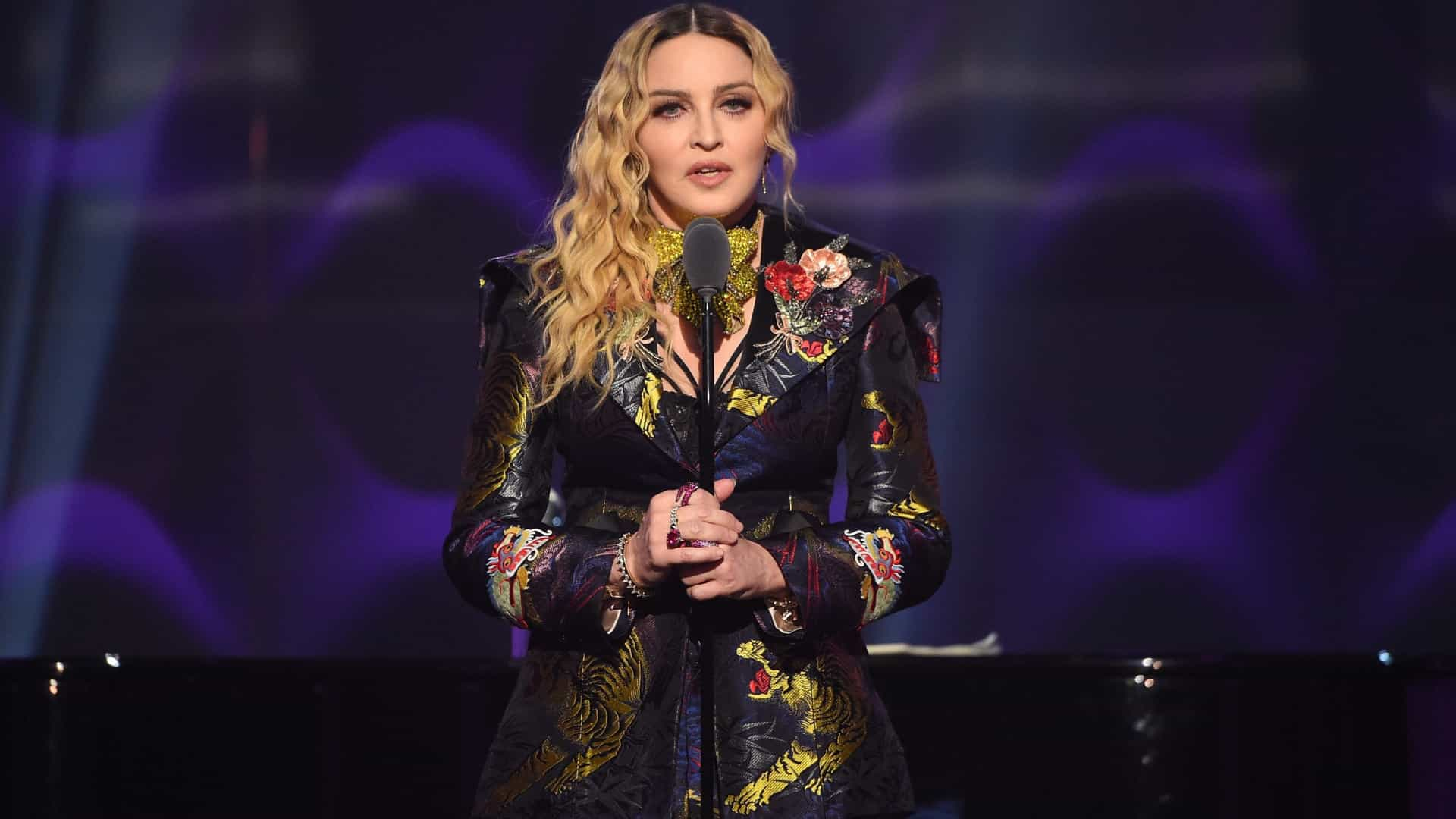 Madonna é censurada no Instagram após defender uso da cloroquina