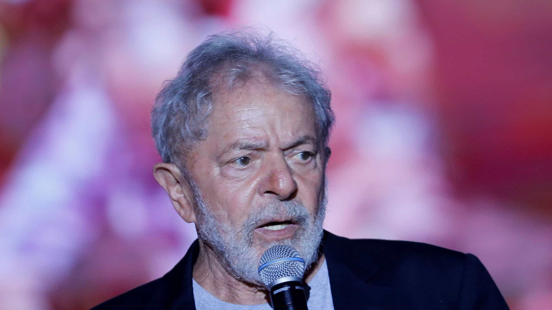 STF manda ação penal de Lula voltar para fase de alegações