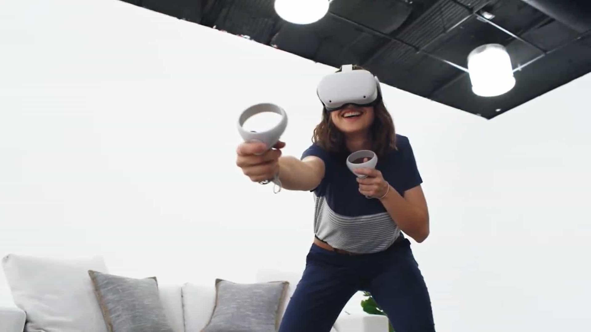 Oculus Quest 2 revelado acidentalmente pelo Facebook. Veja as imagens