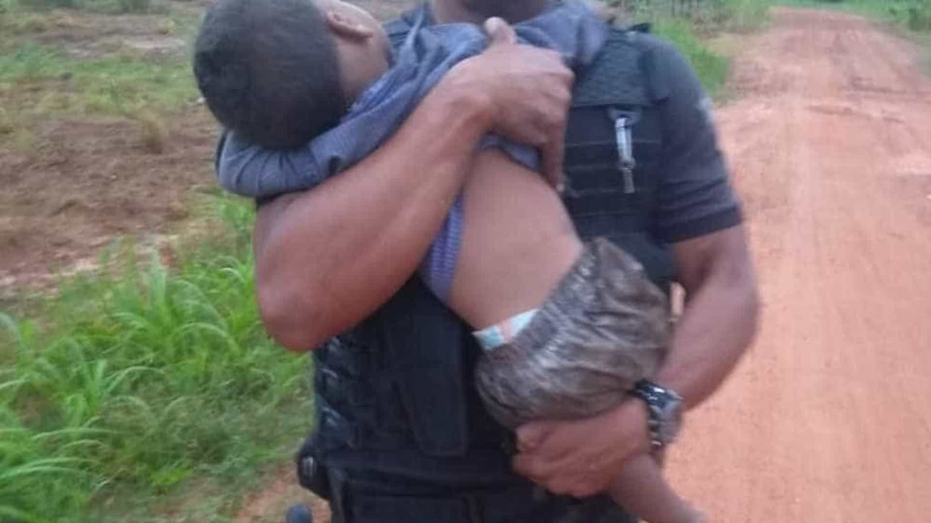 Cinco crianças abandonadas são resgatadas no fim de semana em SP