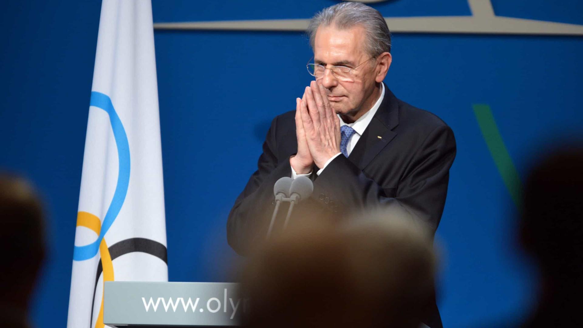 Morre Jacques Rogge, ex-presidente do Comitê Olímpico Internacional