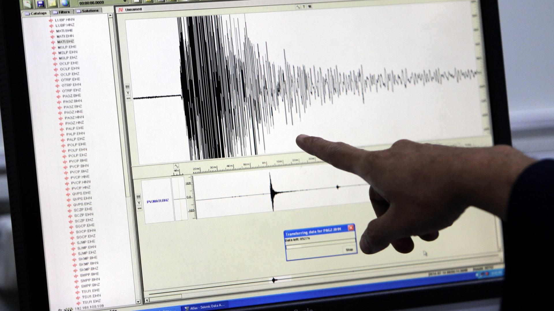Alerta de tsunami na Nova Zelândia após terremoto de 7,4