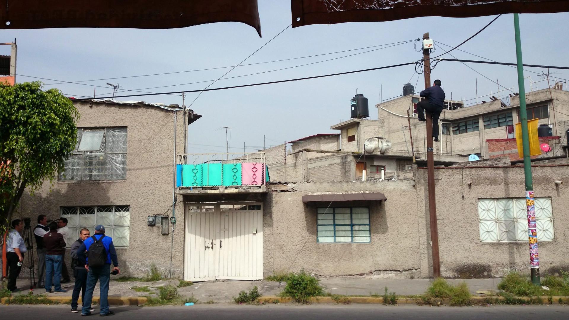 Incêndio mata sete crianças na Cidade do México