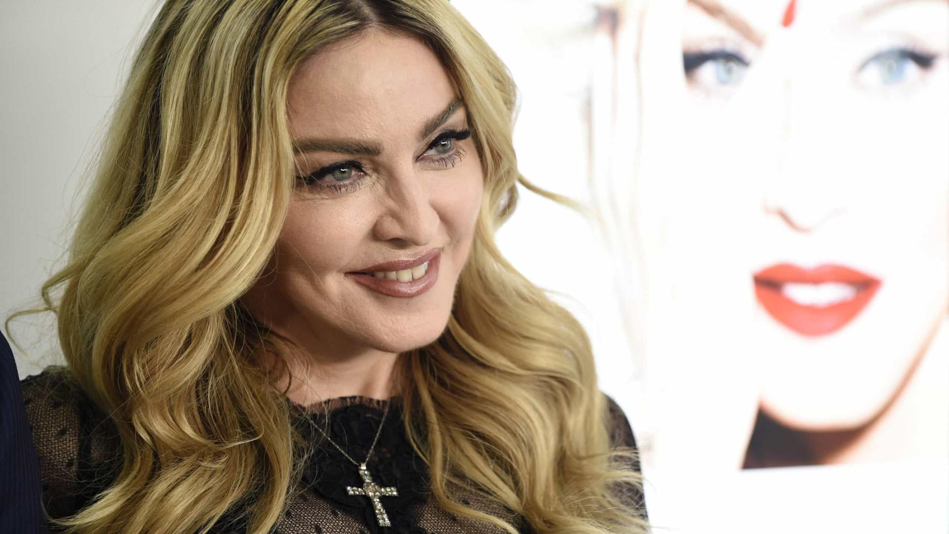 Madonna adia início da turnê mundial 'Madame X'