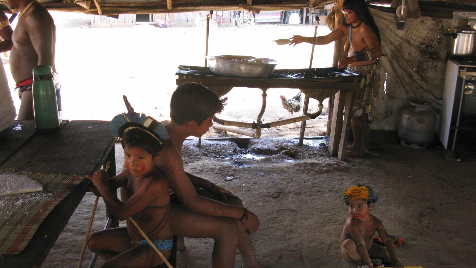 Floresta Amazônica tem mais de cinco mil indígenas infectados