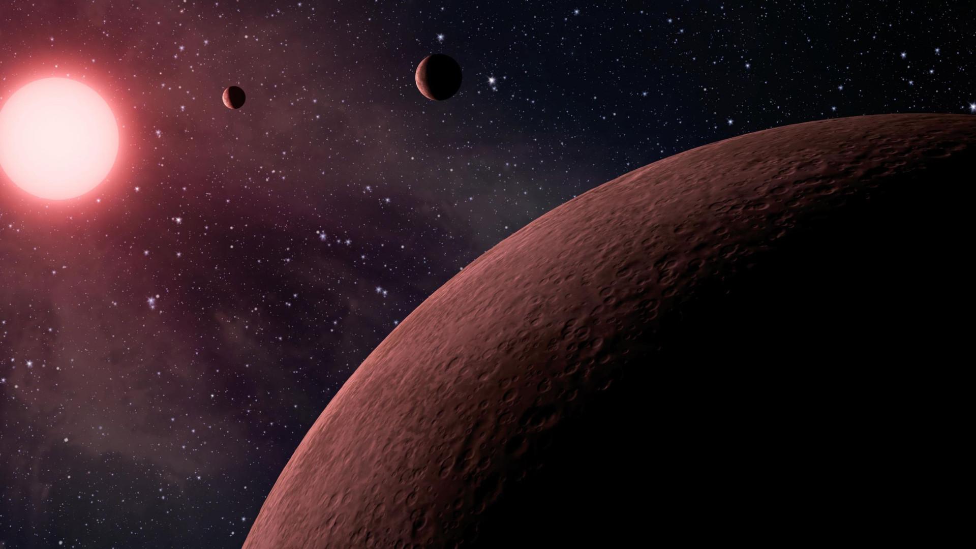 Astrônomos detectam 'superterra' a apenas 6 anos-luz de distância