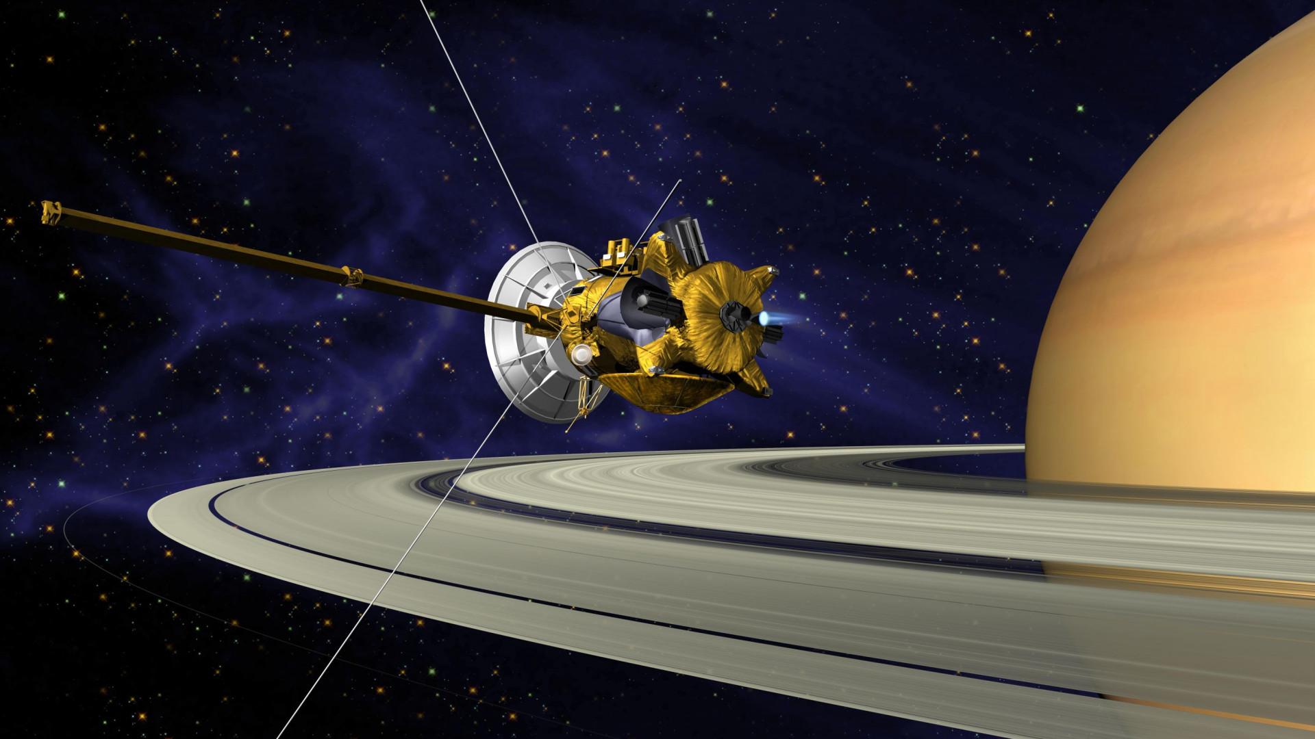 Cientistas fazem novas descobertas sobre misteriosos anéis de Saturno