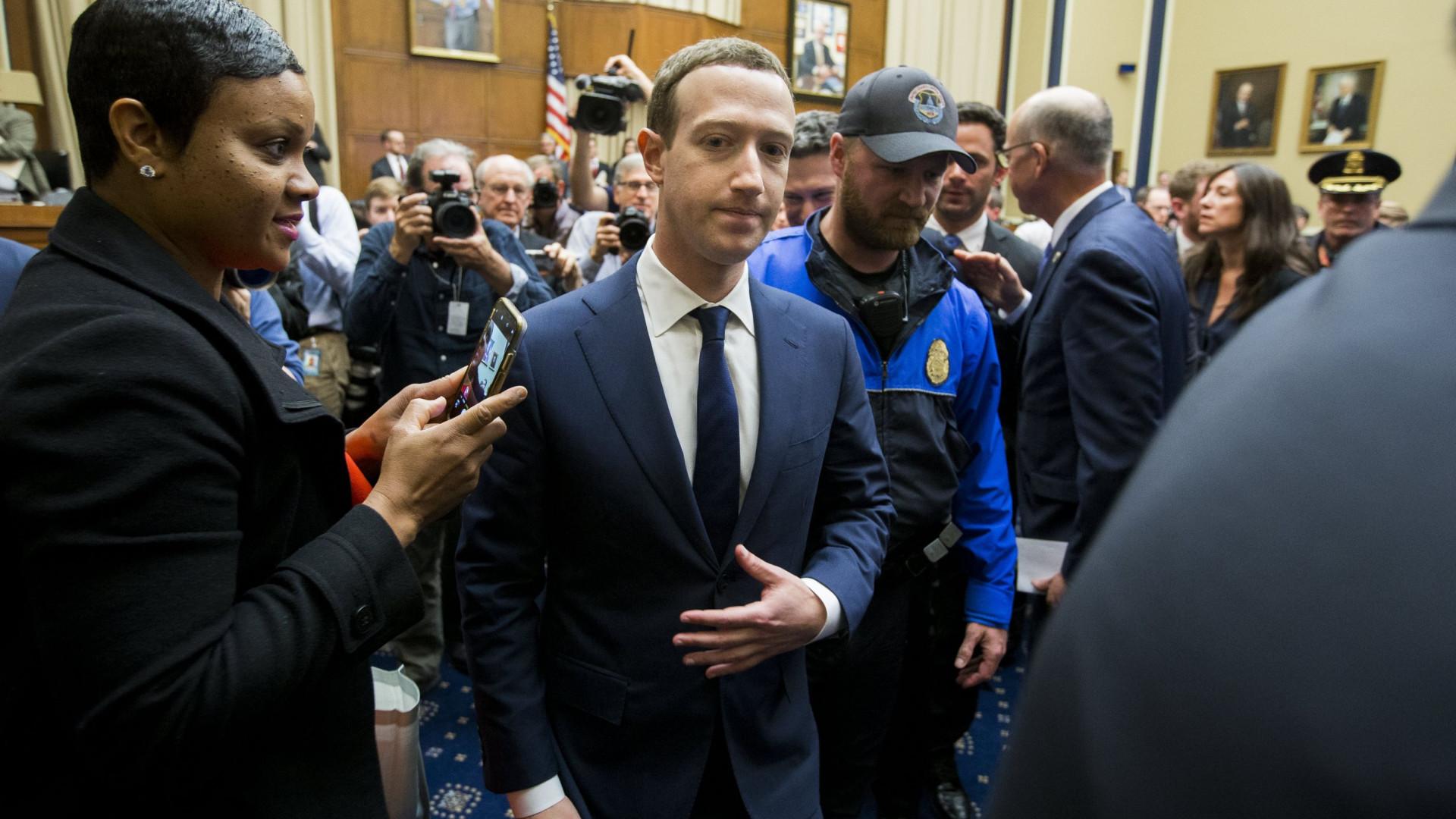 Mark Zuckerberg já tem data para ir ao Parlamento Europeu