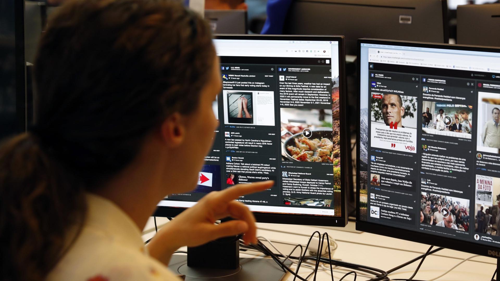 Facebook eliminou mais de 14 mi de conteúdos pró-terroristas este ano