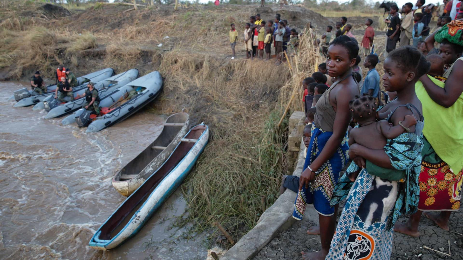 Fome pode expor 30 mil crianças a exploração em Moçambique