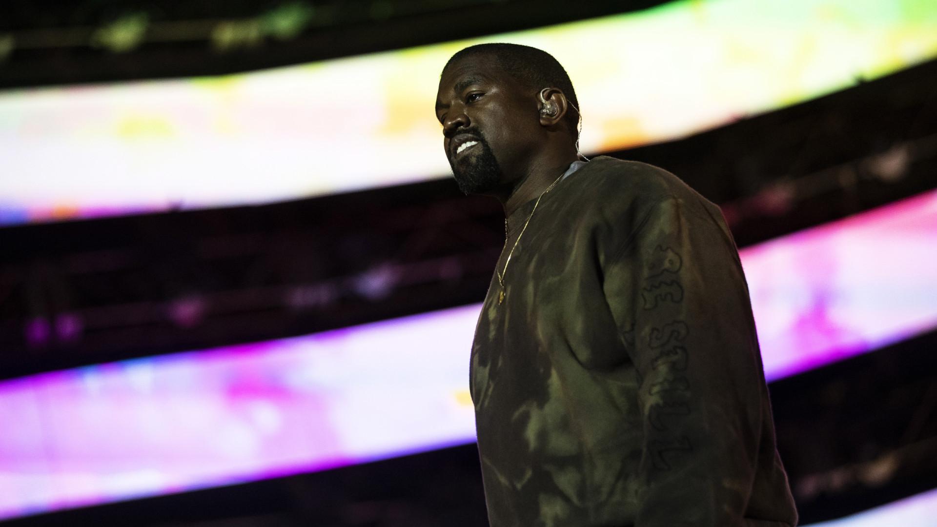 Kanye West anuncia candidatura à Presidência dos Estados Unidos