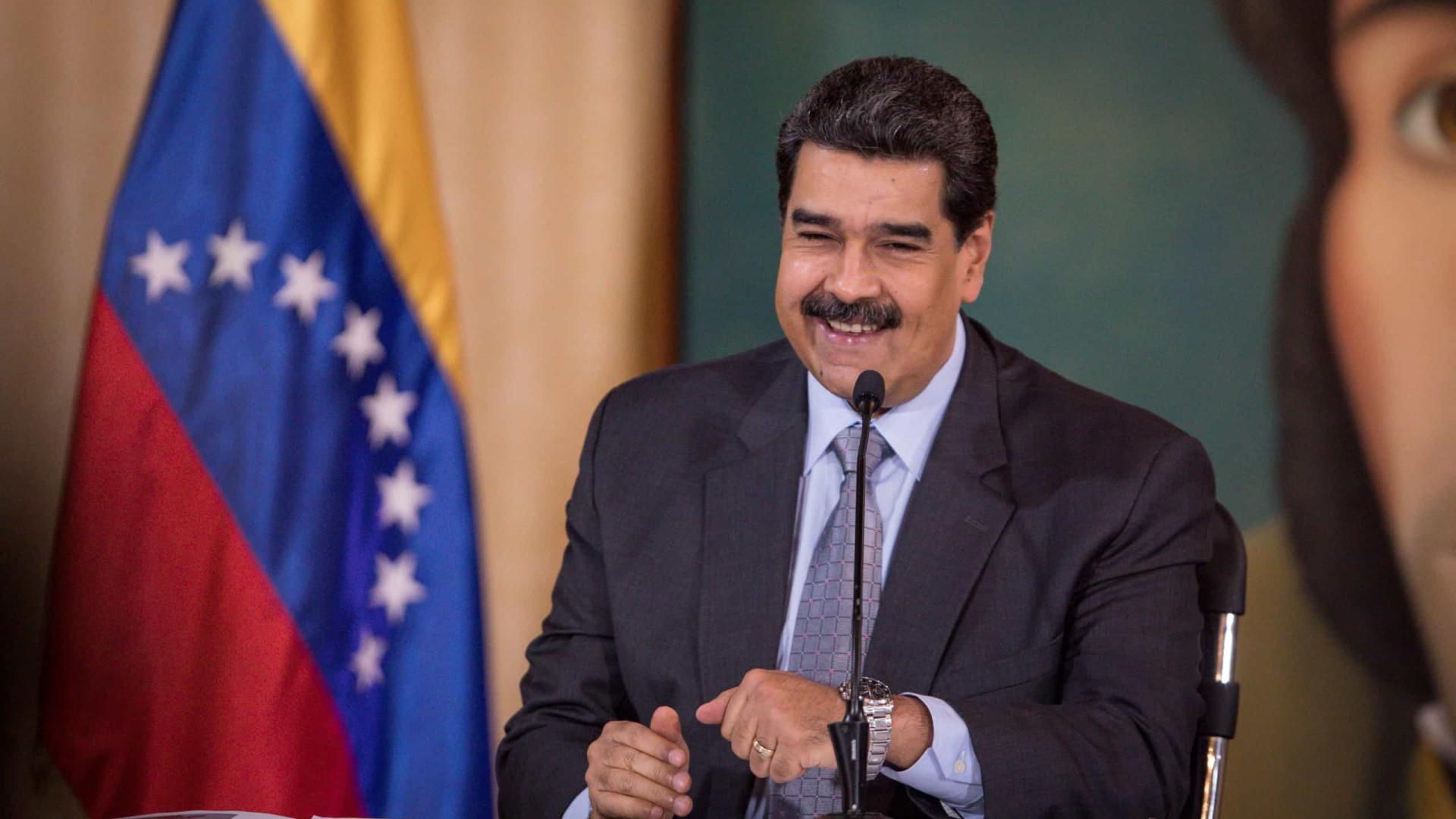 """Com Maduro no poder, """"nunca haverá eleições livres"""" na Venezuela"""