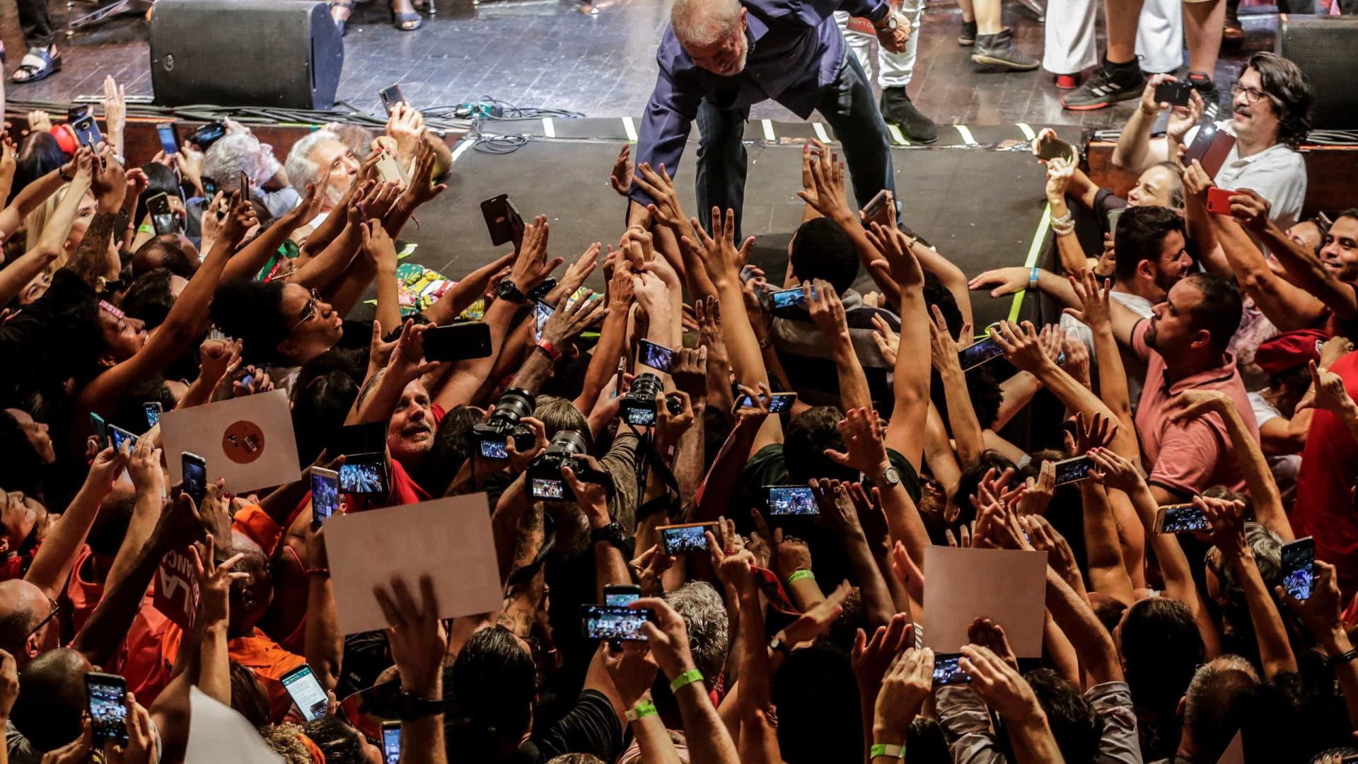 Lula vai discutir desigualdade social em Paris, Genebra e Berlim