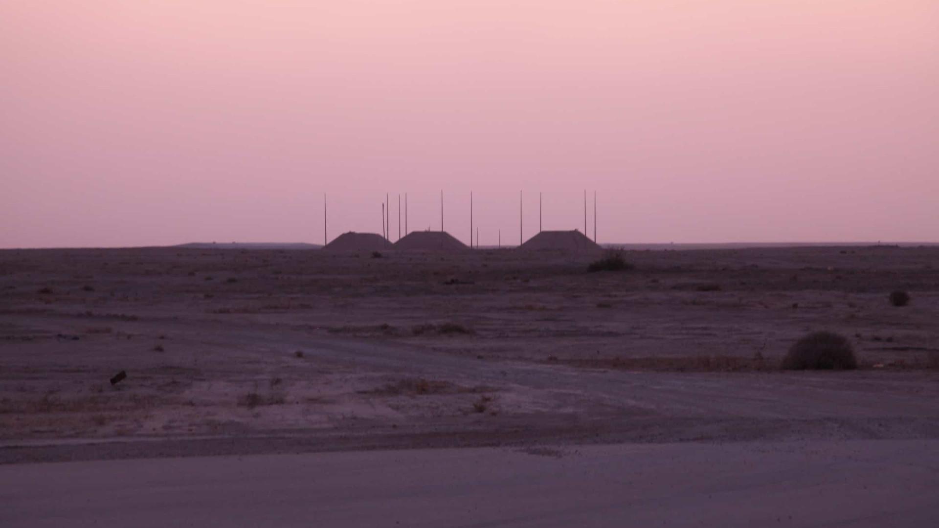 Pelo menos 10 foguetes foram lançados contra base americana no Iraque