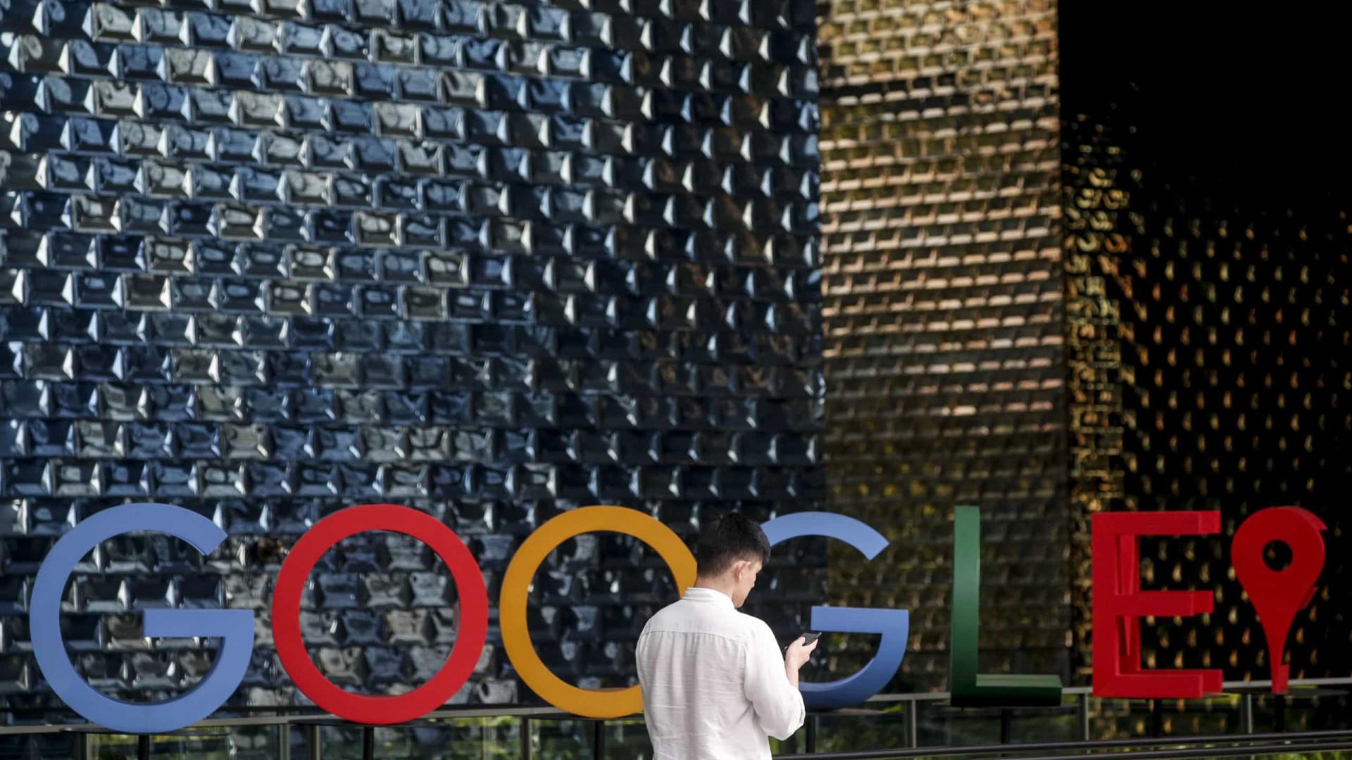 Covid-19: Google aloca 729,3 ME para apoios devido à pandemia