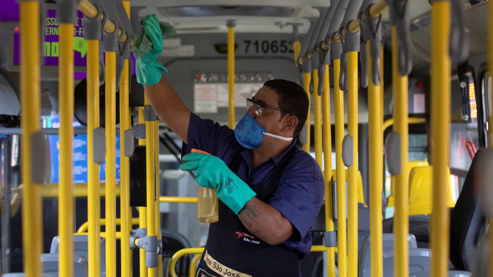 Brasil regista 11 mortos e 904 infetados com o coronavírus