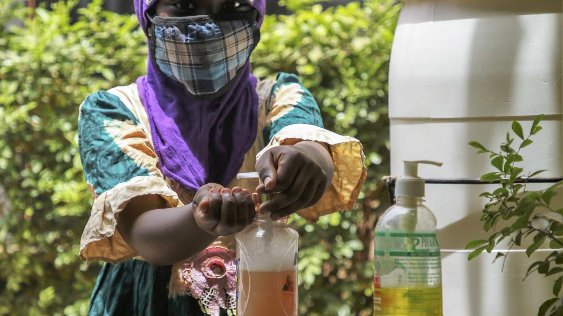 África regista 58 mortes e quase 2.000 casos do novo coronavírus