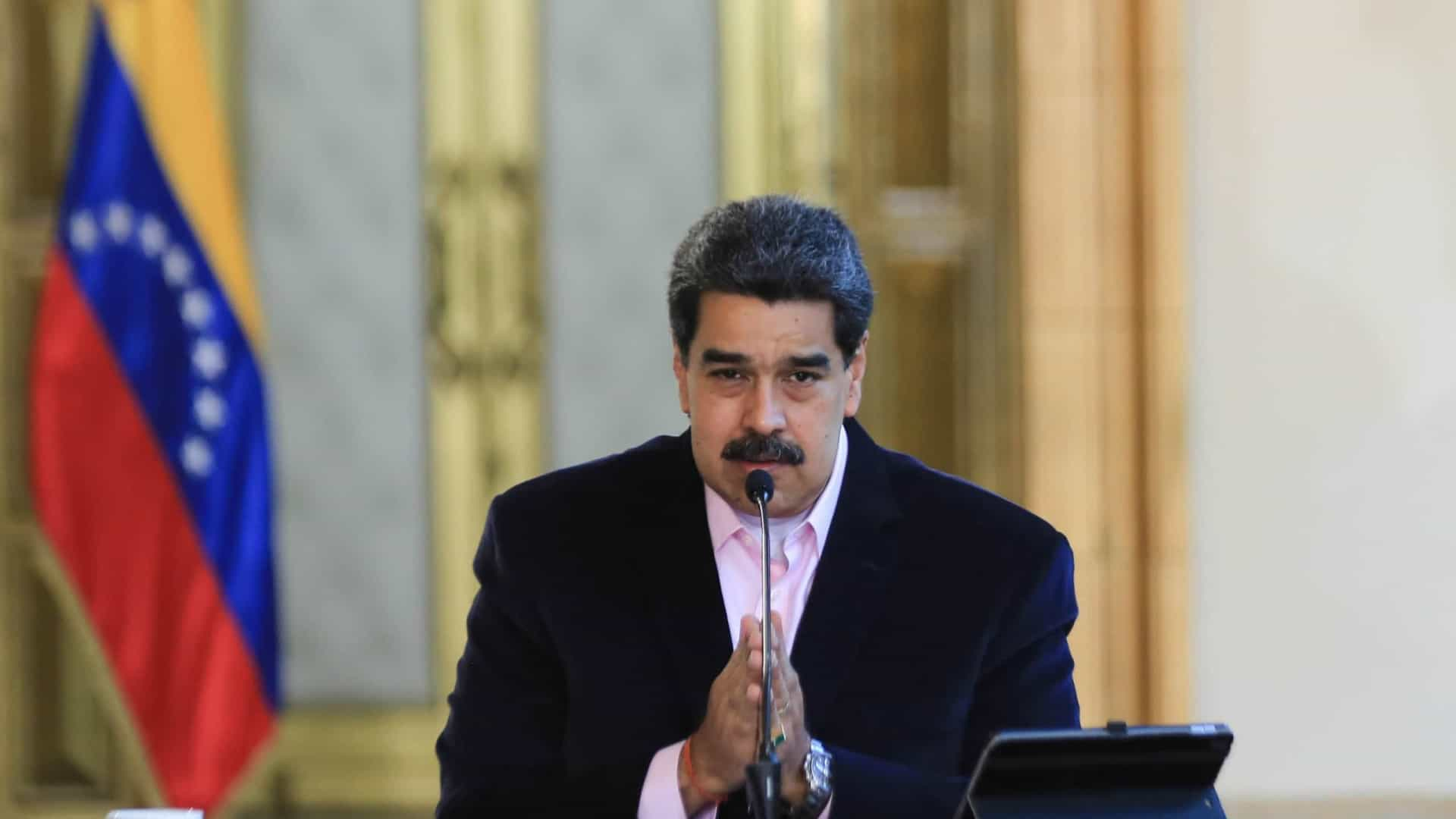 "Maduro acusa navio português de ato de ""terrorismo e pirataria"""