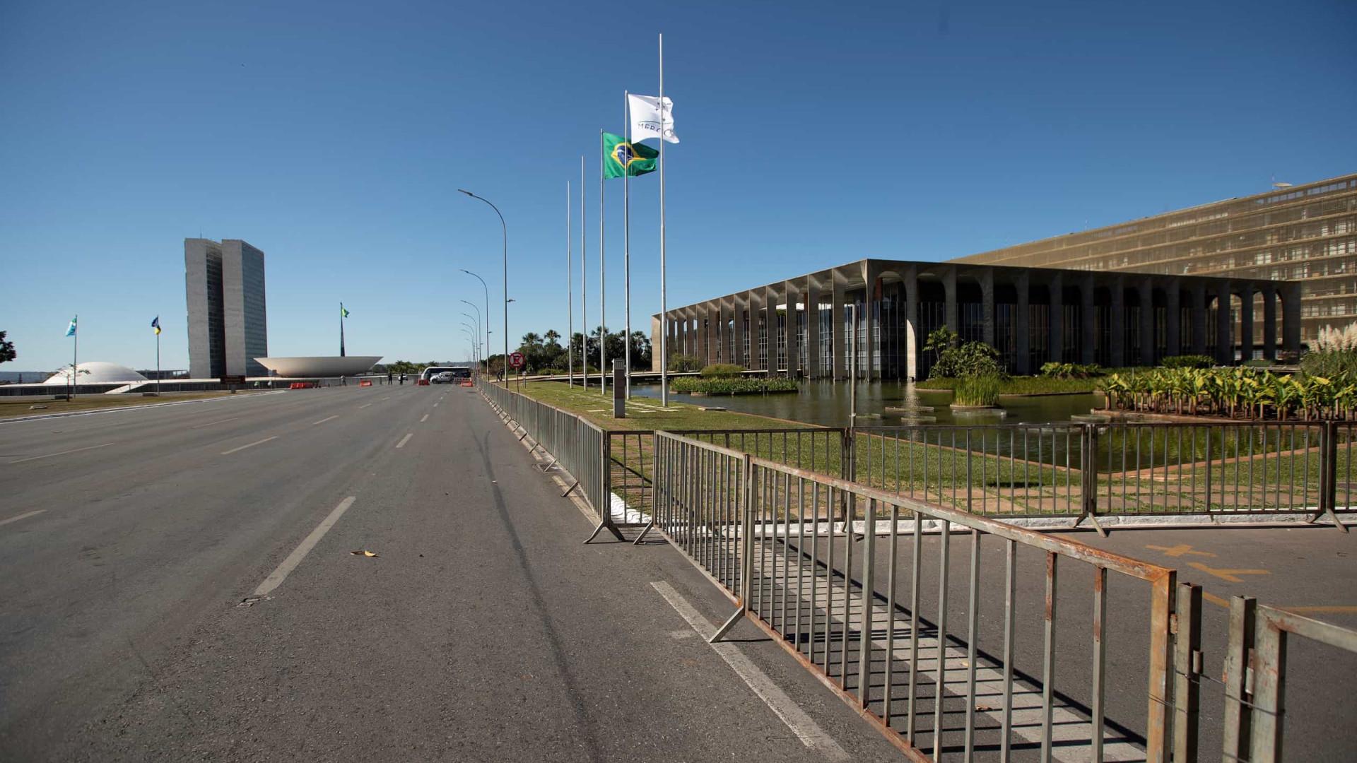Distrito Federal decreta calamidade devido ao avanço do surto
