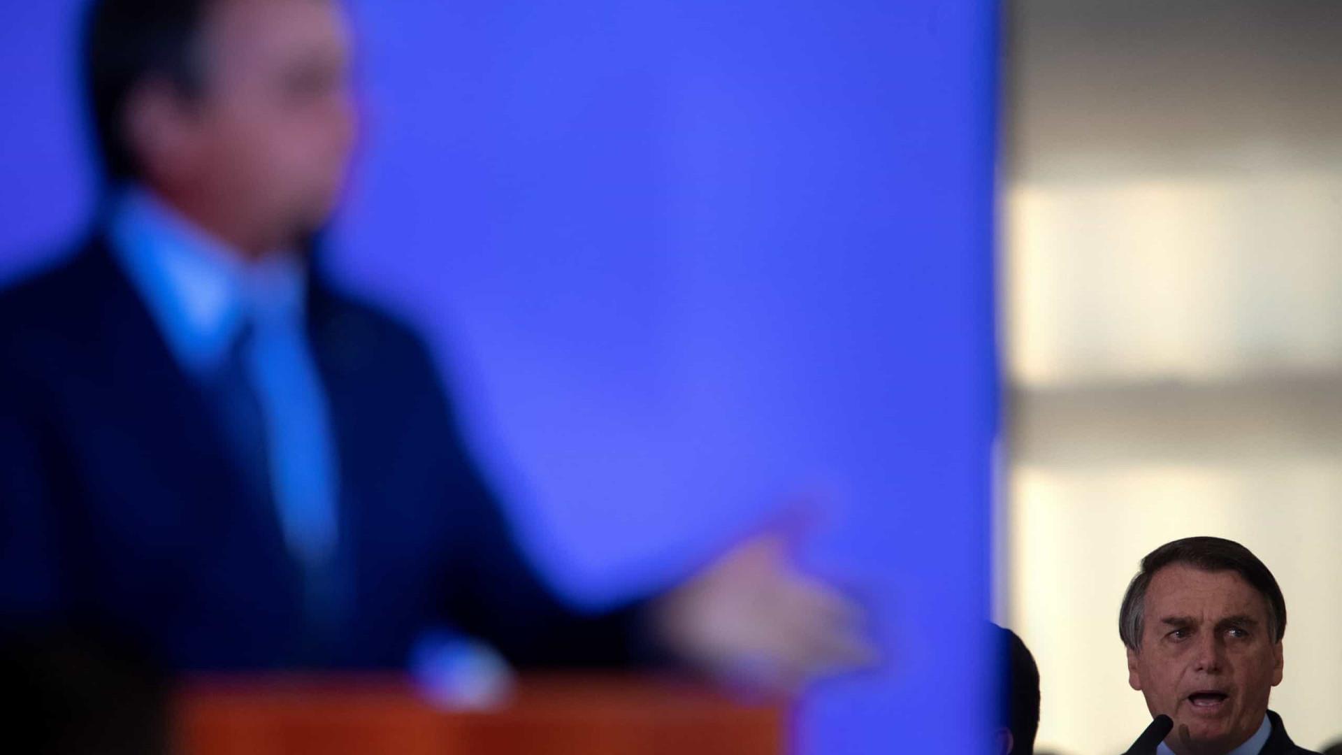 Bolsonaro e Felipe Neto surgem na lista dos 100 mais influentes da Time