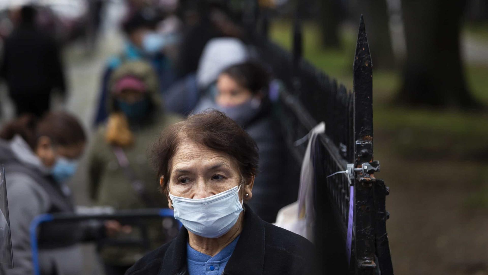 Brasil tem 158,4 mil mortes por covid-19 desde início da pandemia