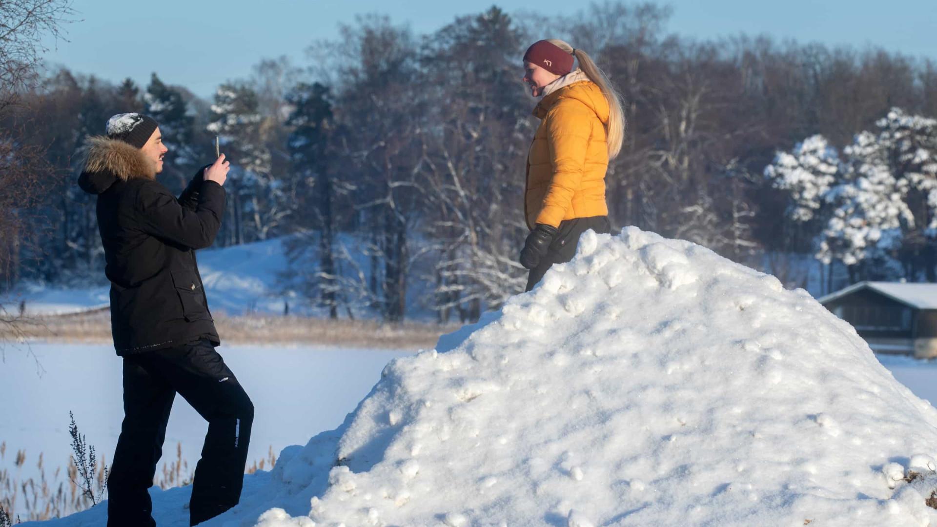 """Finlândia mantém-se como """"país mais feliz do mundo"""" em estudo da ONU"""