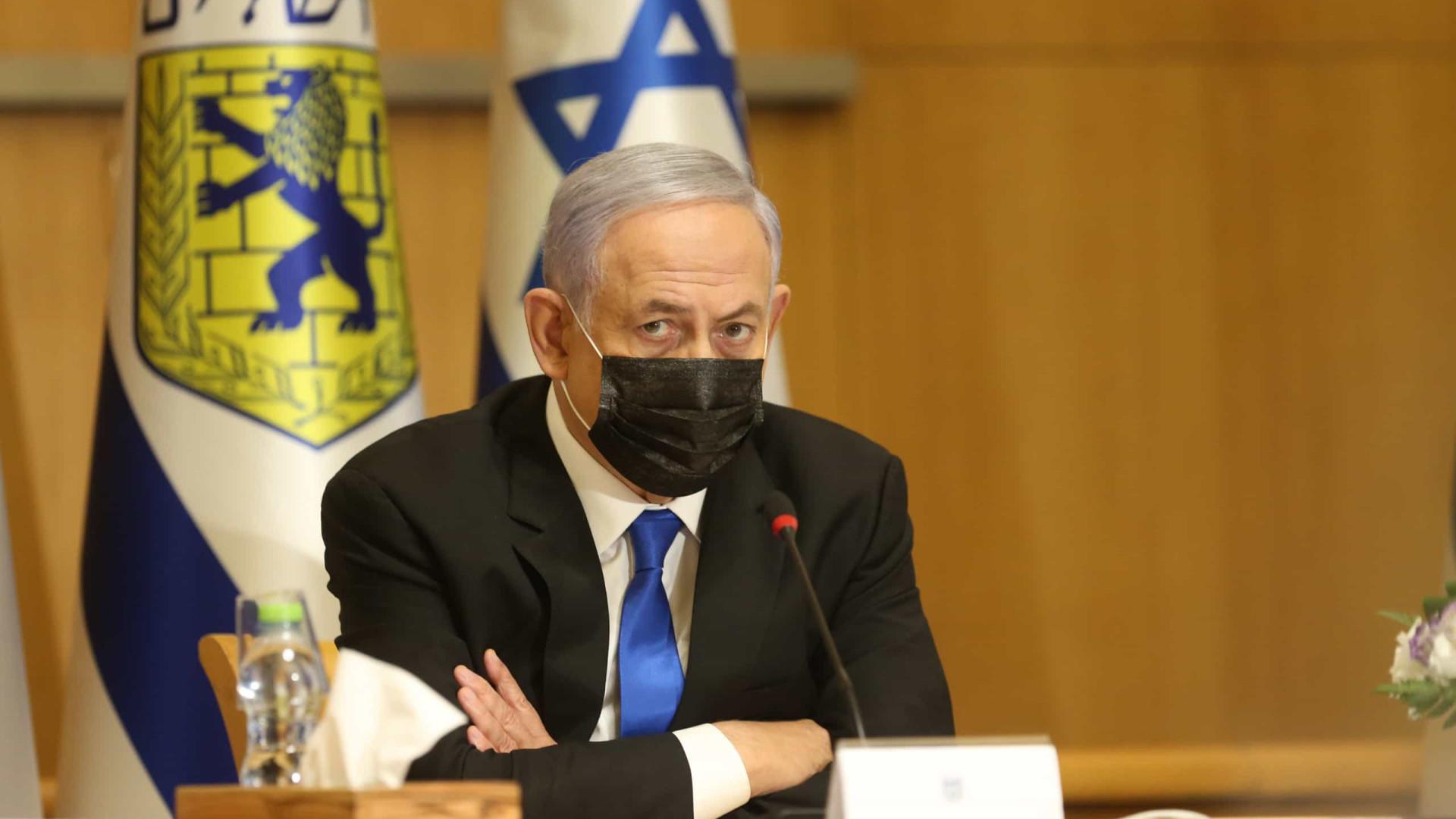 "Israel vai ""intensificar"" os seus ataques contra o Hamas"