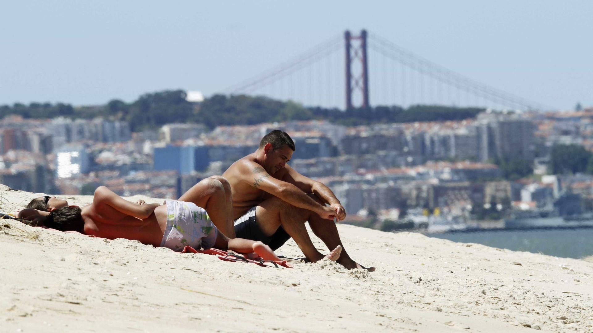 Onda de calor na Europa provoca temperaturas recordes em junho