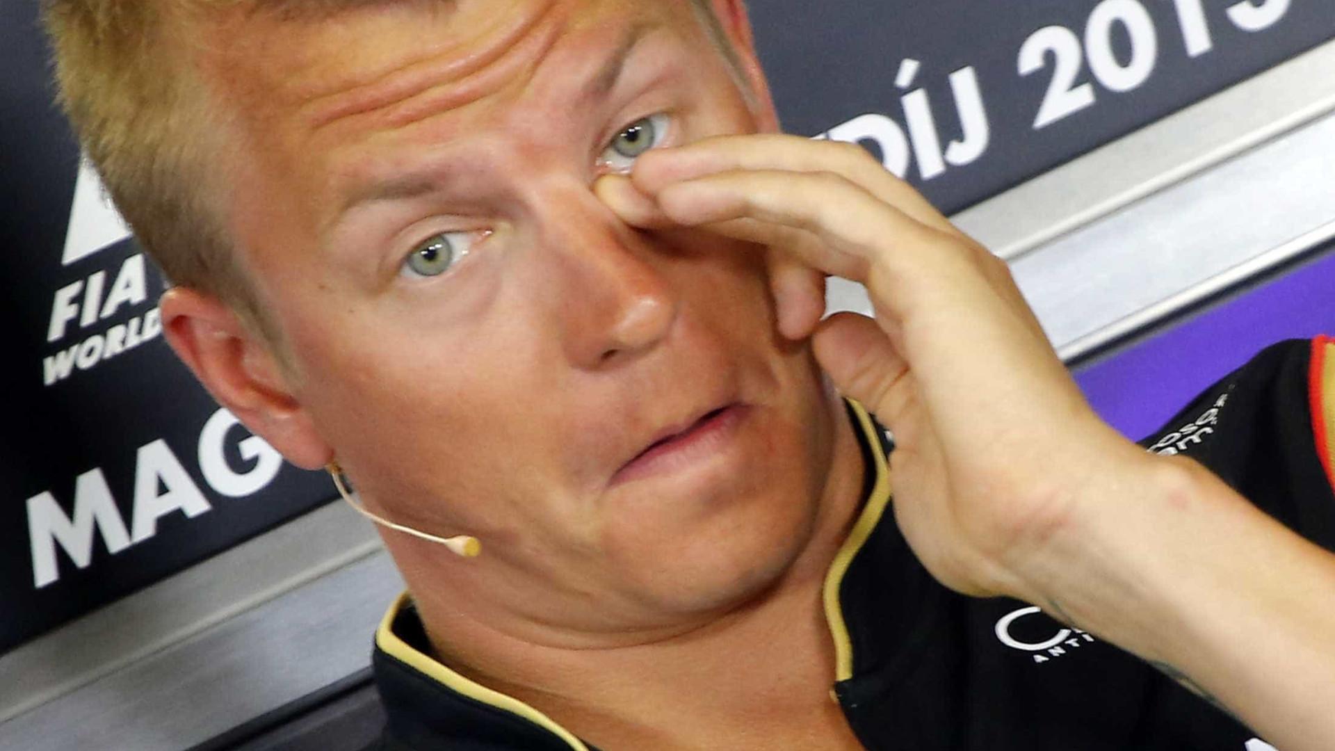 Alfa Romeo confirma Raikkonen fora do GP da Itália por covid-19; Kubica substitui