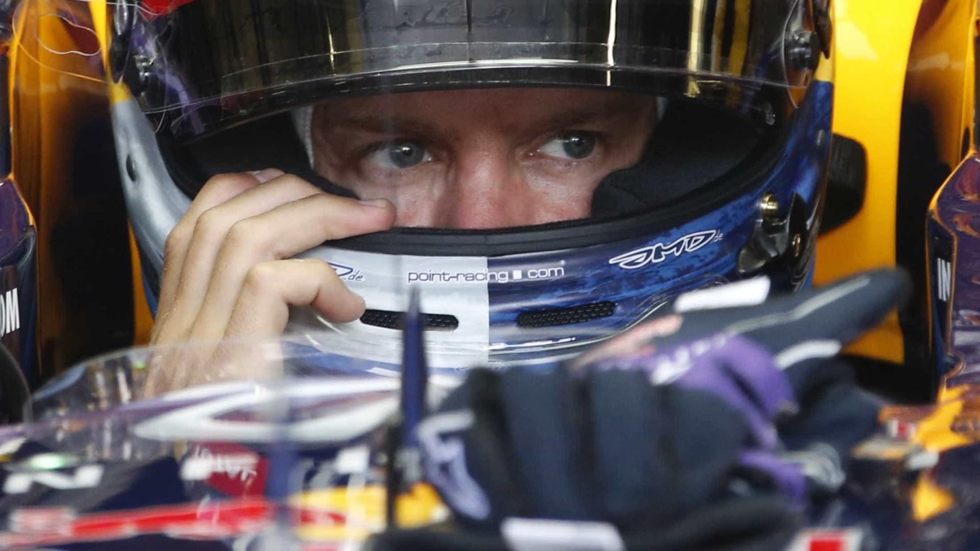 Diretor de time de Vettel diz que alemão 'perdeu o encanto' na Ferrari