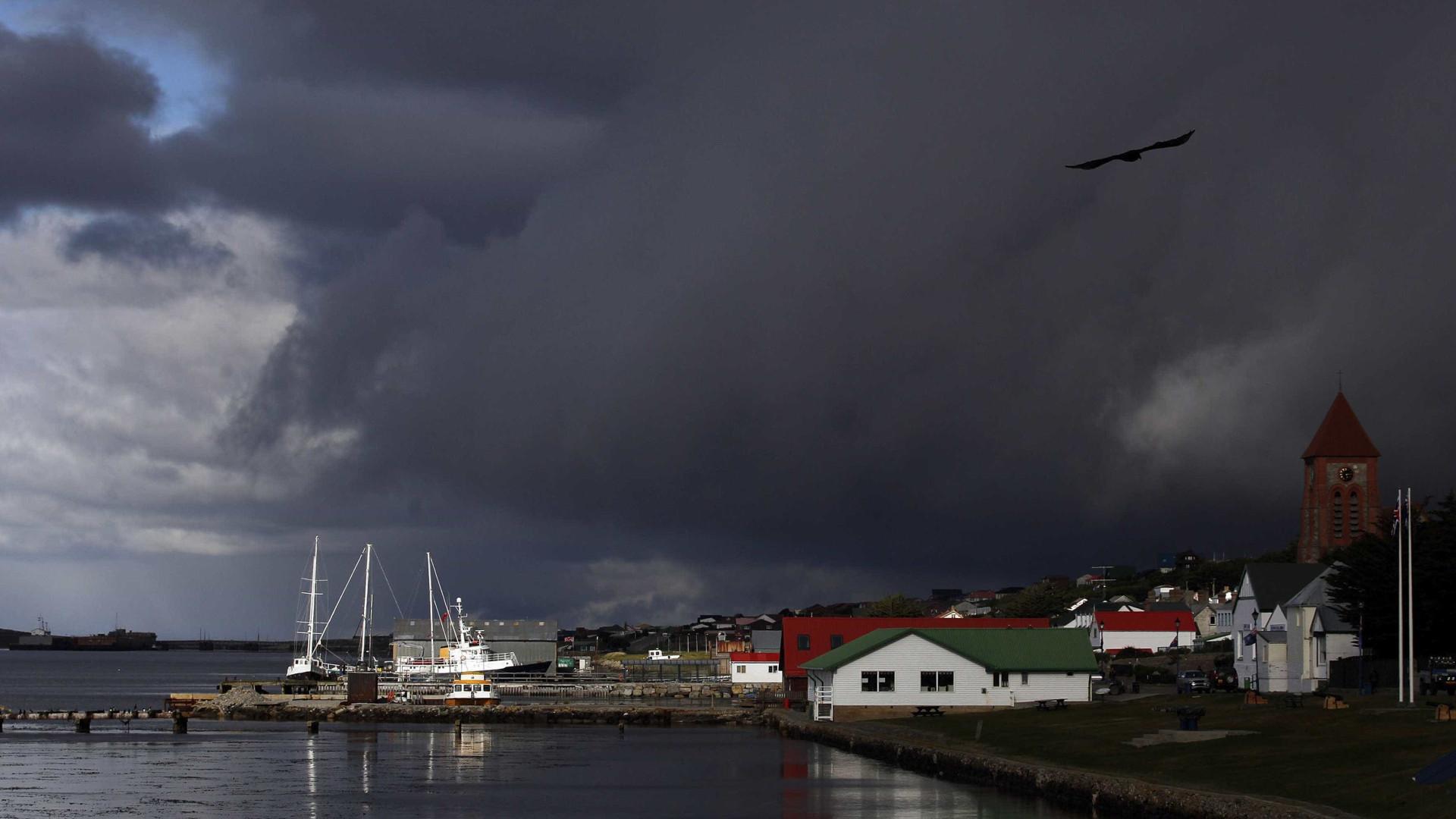 Argentina pede discrição ao Brasil sobre voo SP-Malvinas