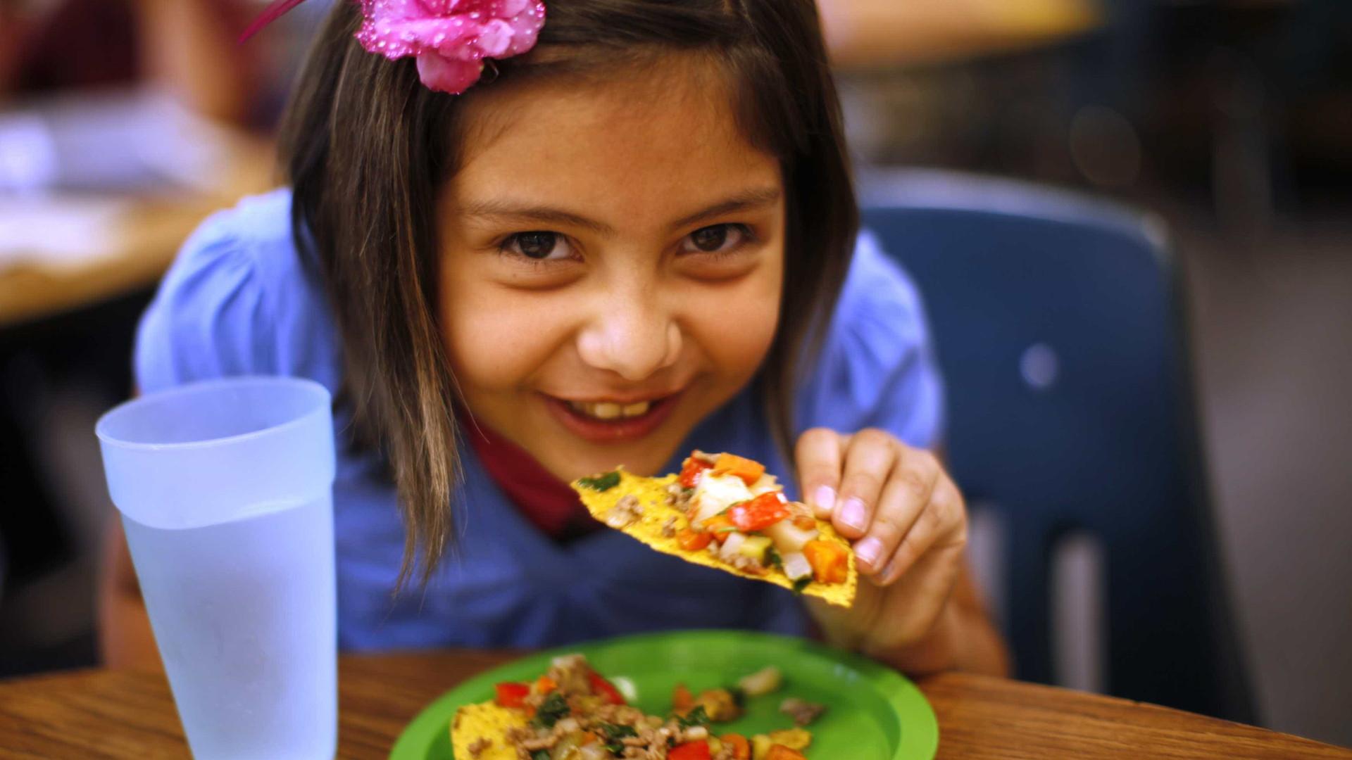 Seis dicas para incentivar crianças a comerem saudável desde cedo