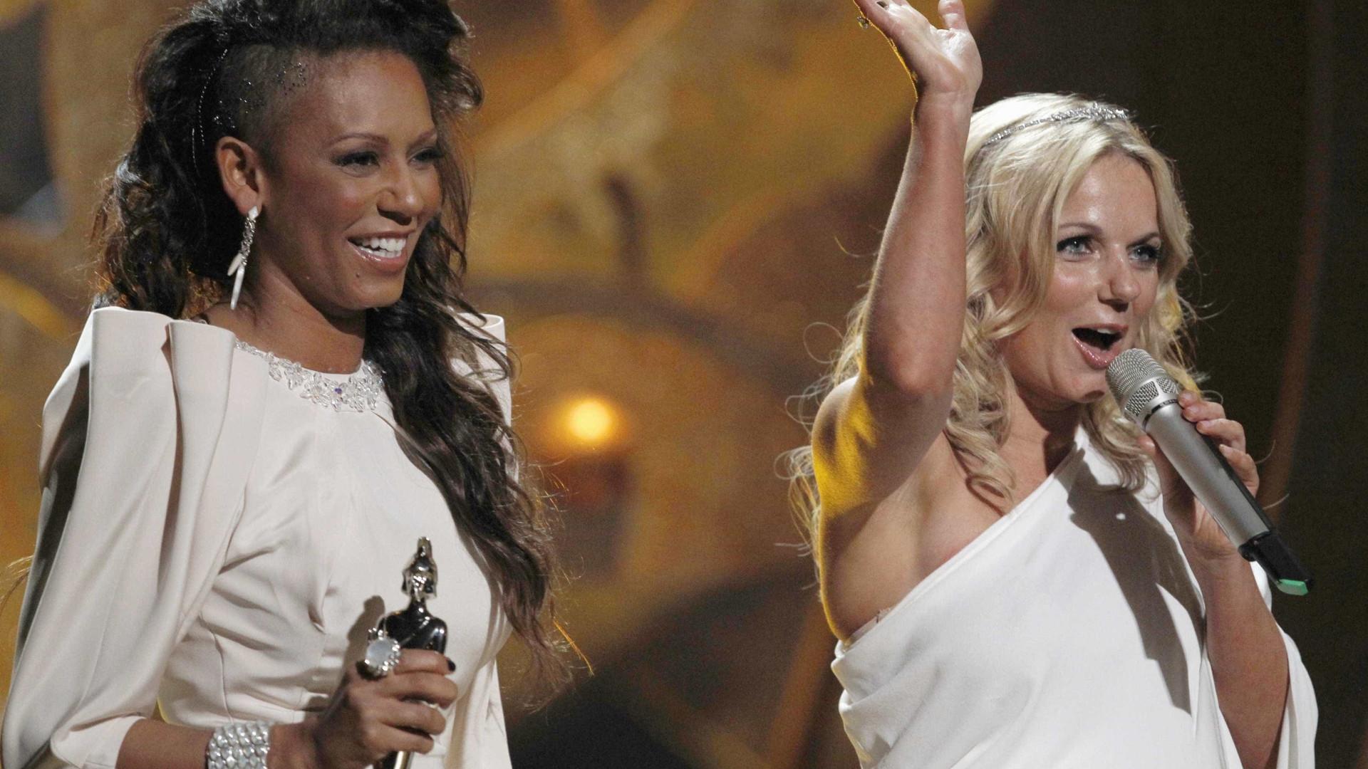 Spice Girls cancela parte da turnê após briga entre Geri e Mel B