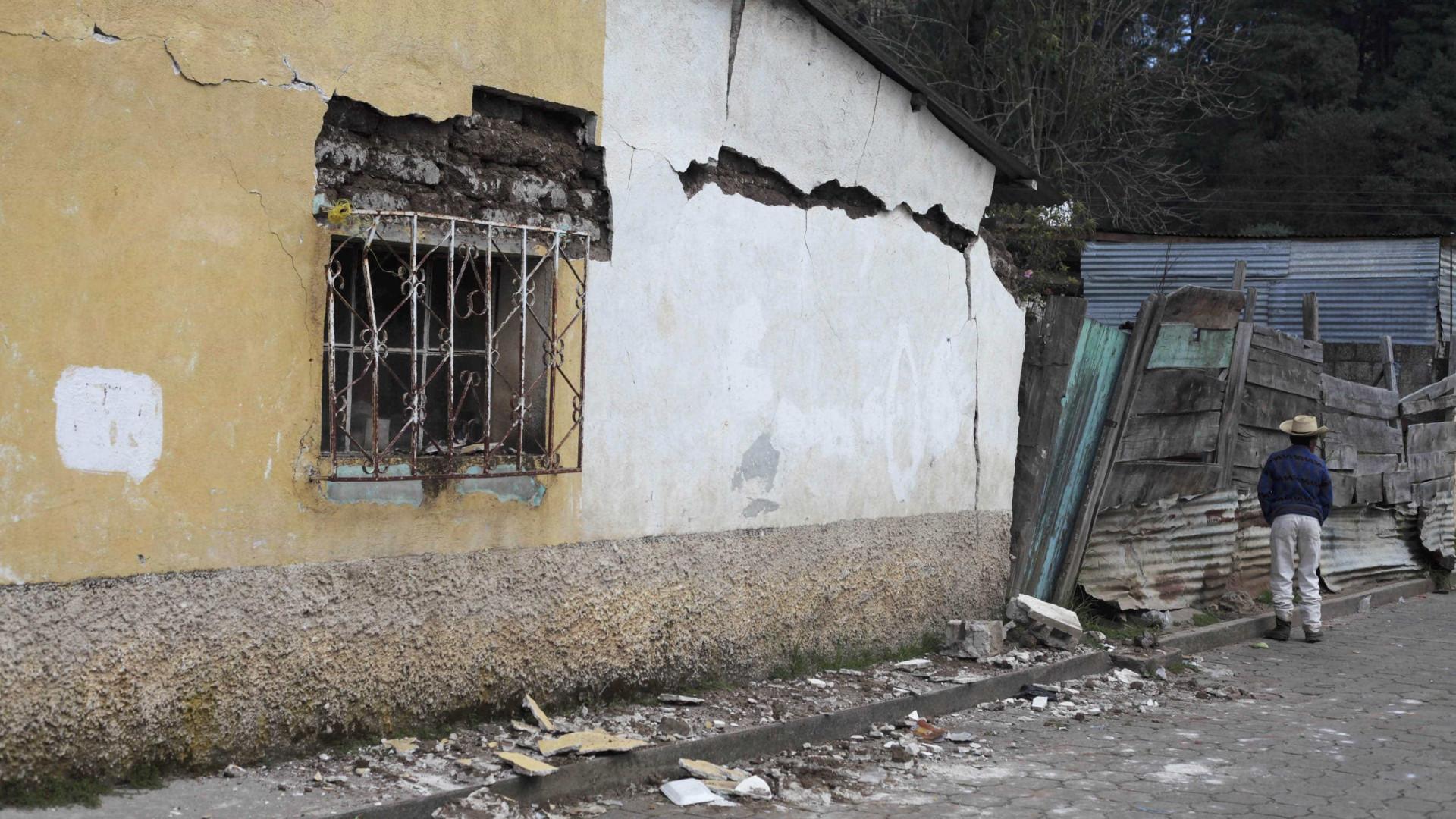 Terremoto de 5,8 na escala Richter é registrado em Guayaquil