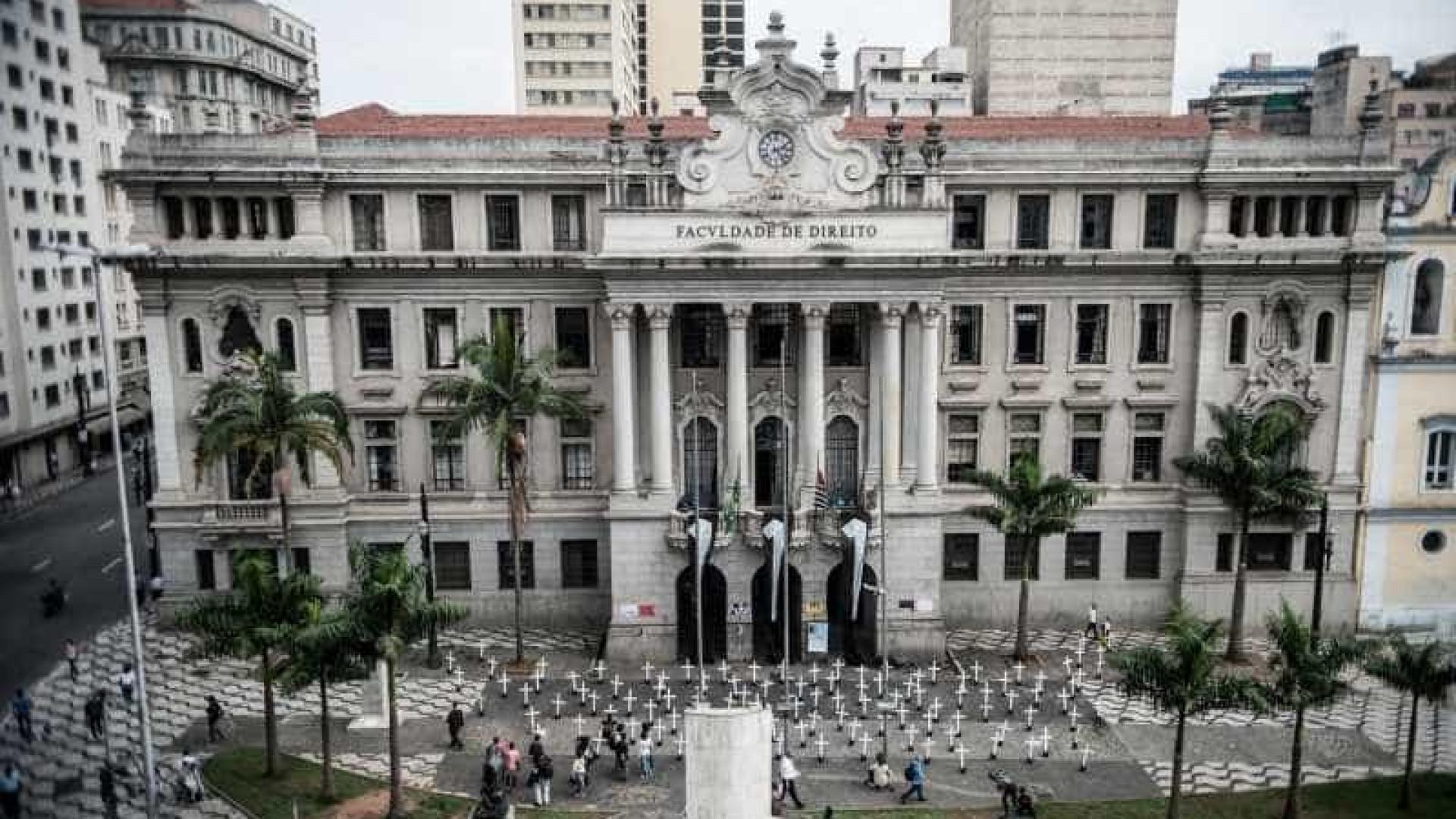 USP libera cargos antes de eleição para reitor