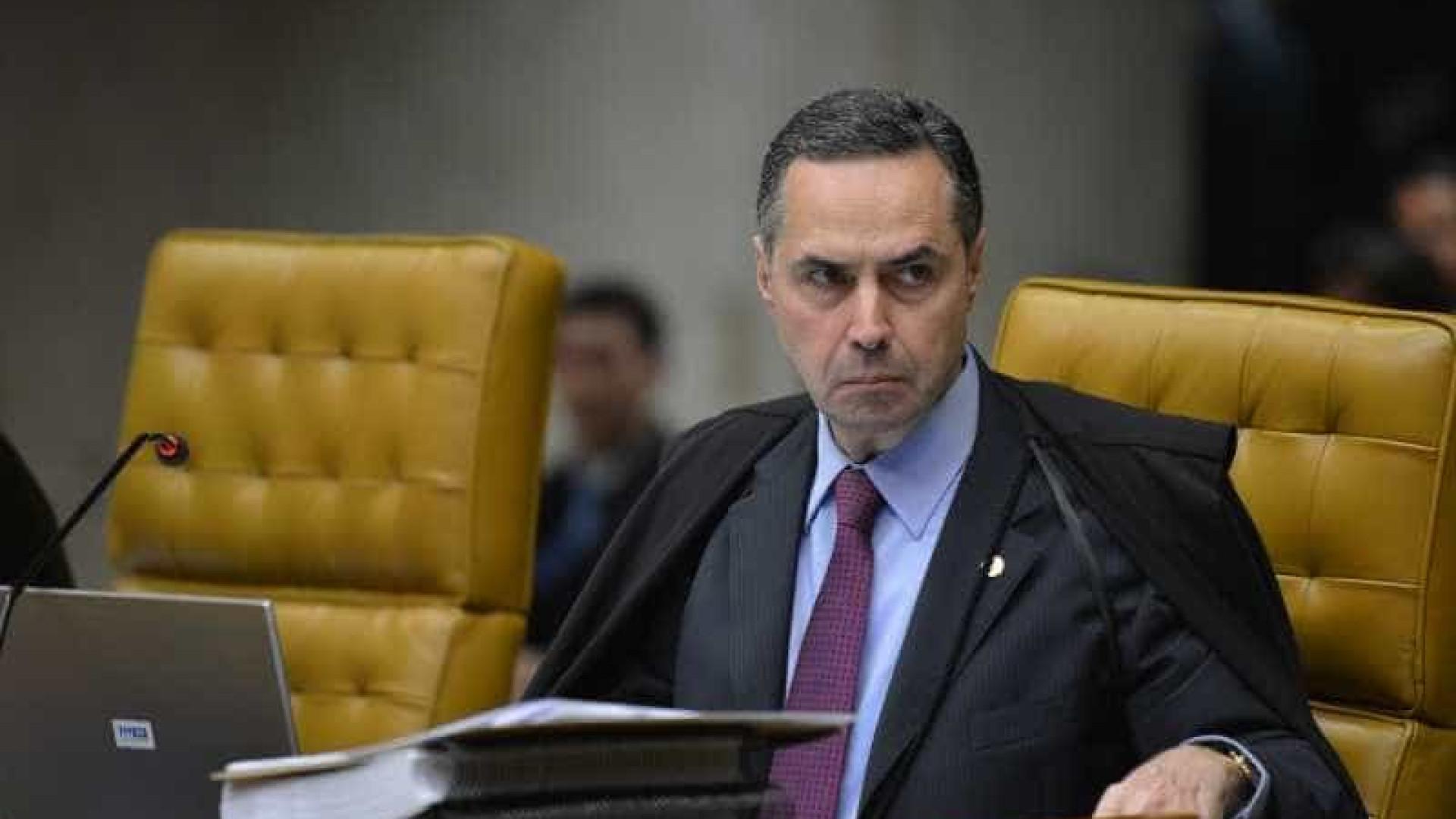 Ministro Barroso, do STF, defende  voto em lista fechada