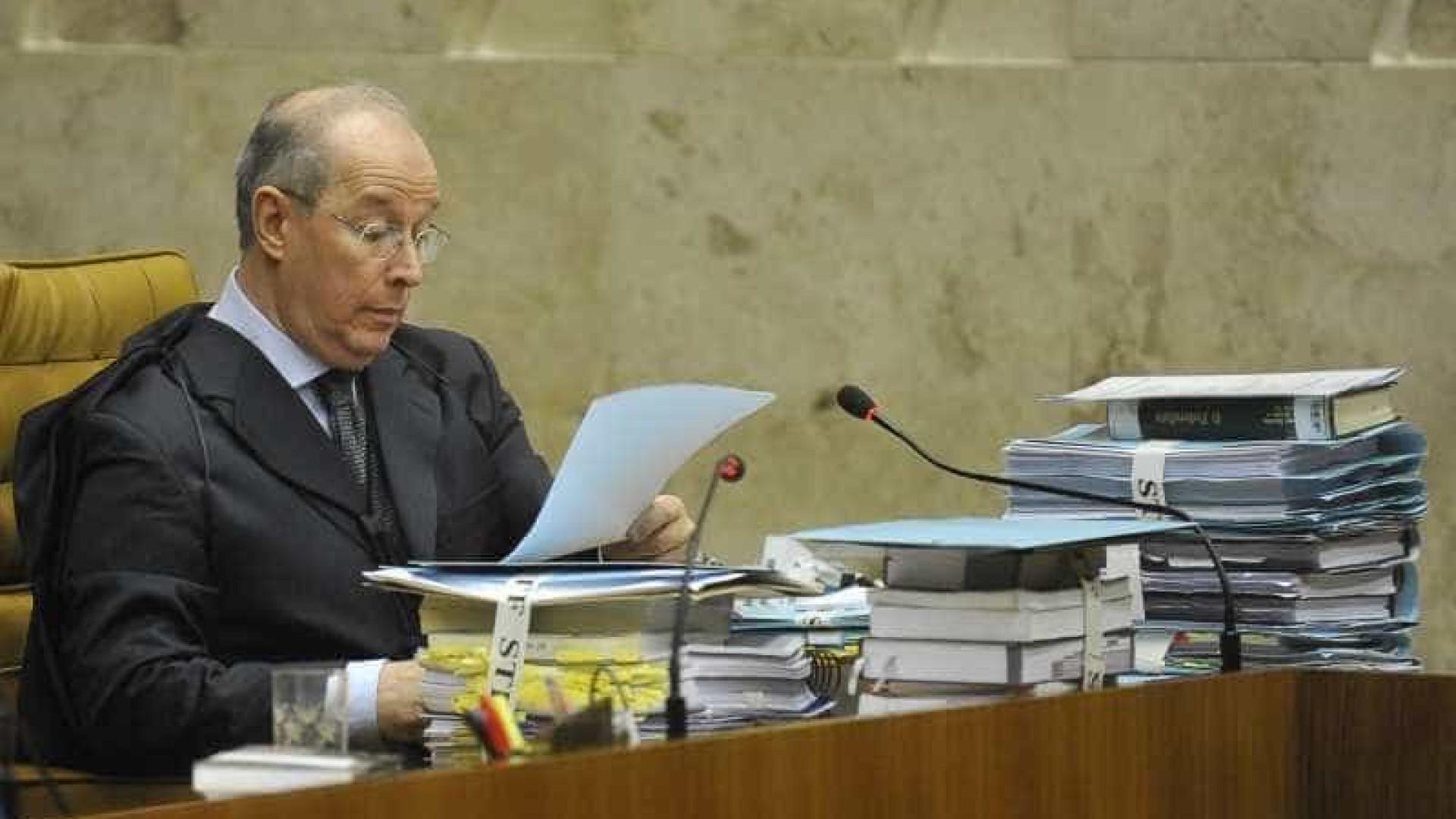 Celso de Mello vota contra prisão após segunda instância e empata