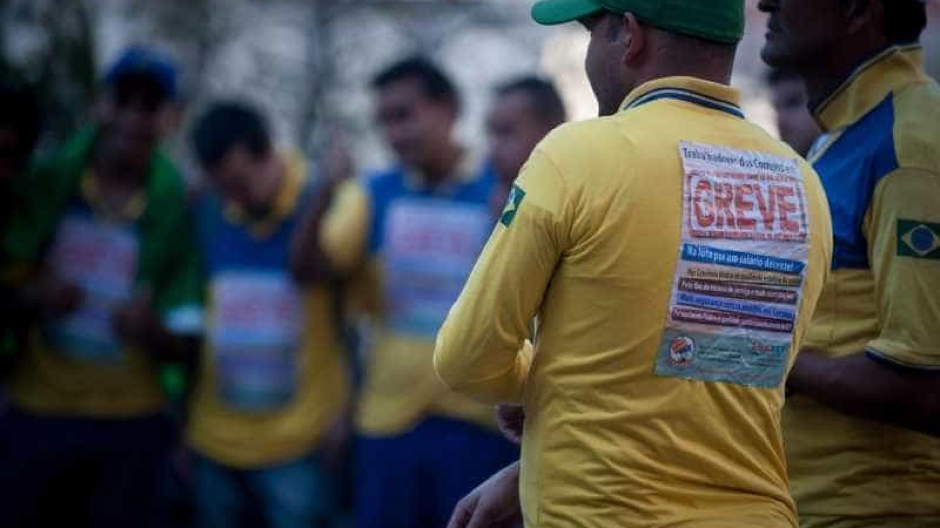 Funcionários dos Correios sinalizam nova greve para 18 de março