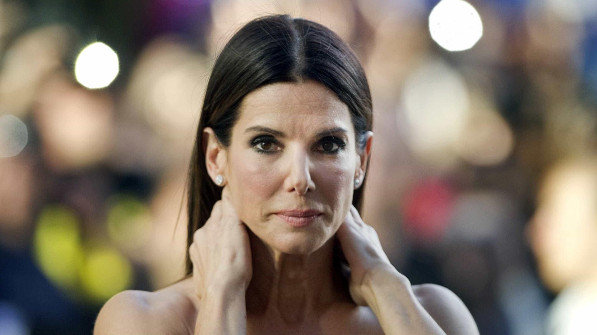 Bullock: 'O meu divórcio aconteceu por uma razão'